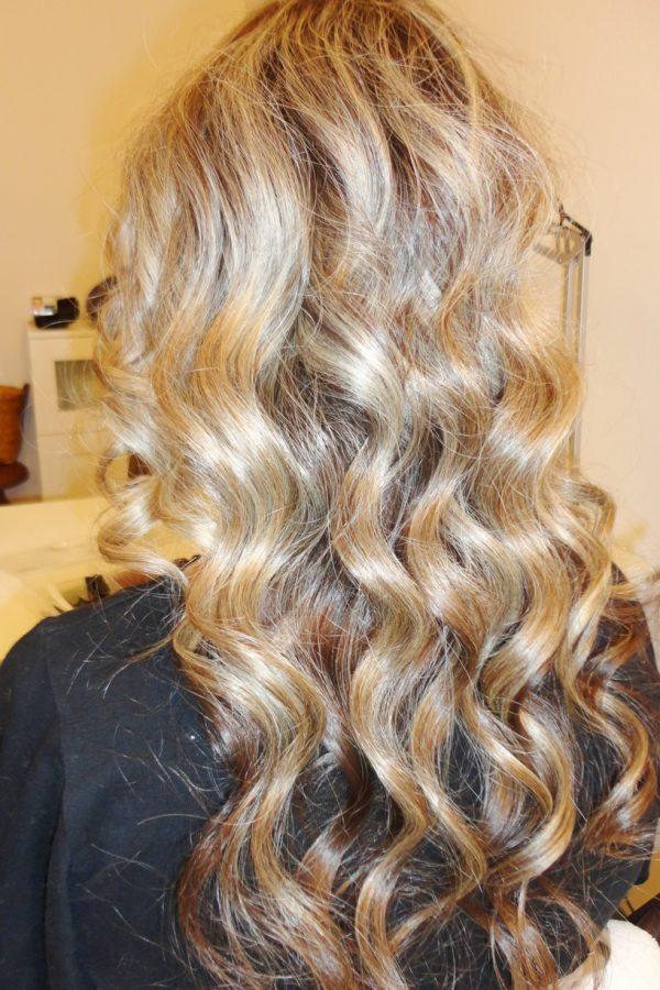 Tres ideas para un mismo cabello